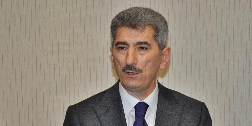 Bakan Yardımcısı Muhterem İnce Kars'ta