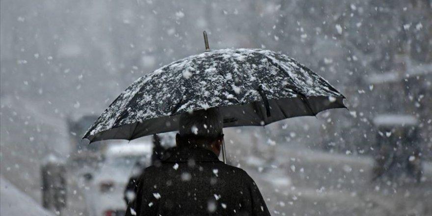 Kars ve Bölge İçin Kar Yağışı Uyarısı