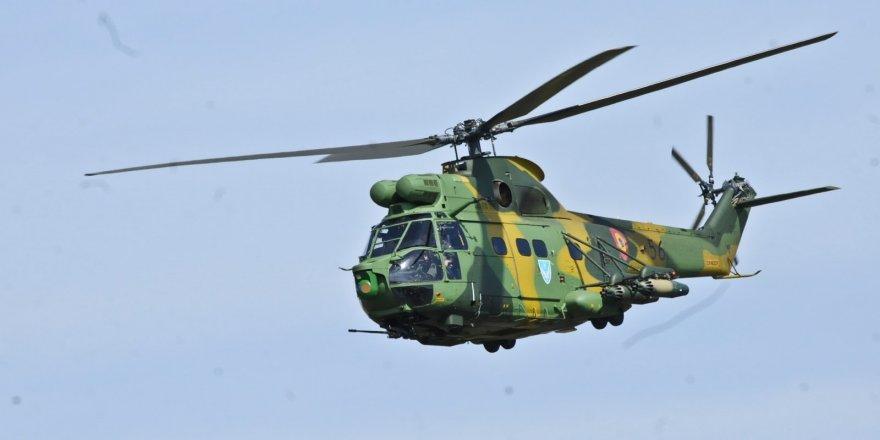 Bingöl | Askeri Helikopter Düştü