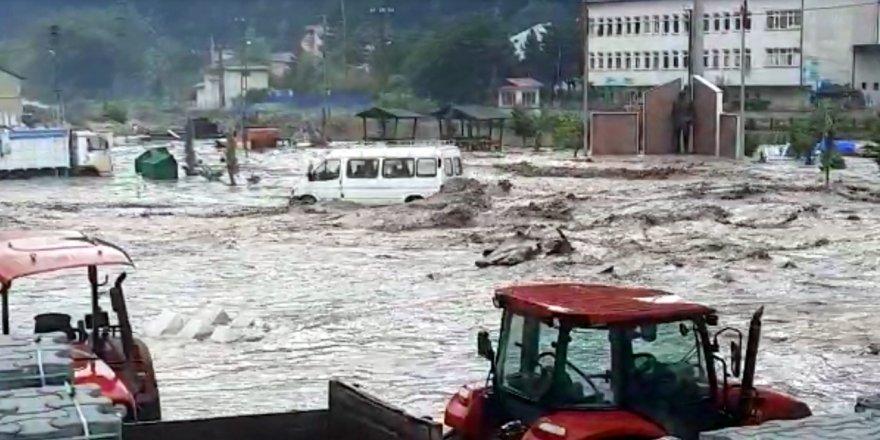 Batı Karadeniz'de Sel Felaketi