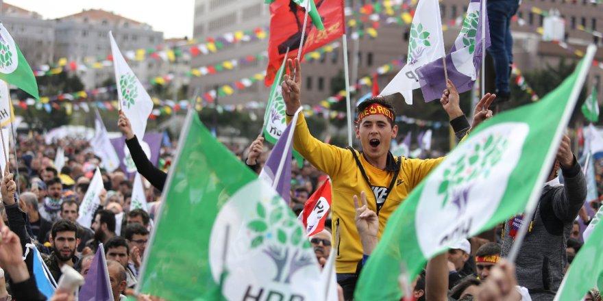 HDP'ye Savunma İçin 30 günlük Ek Süre