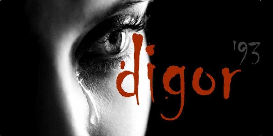 Unutulmayan Acı 'Digor...'