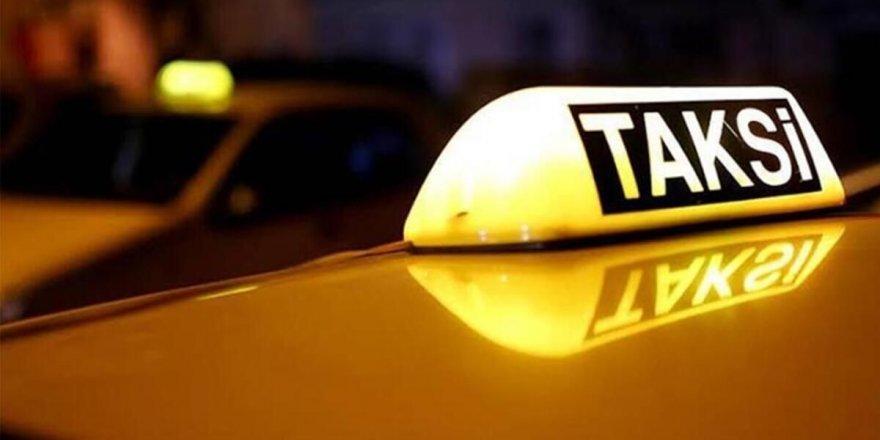 İBB'den Yeni 'Taksi Plakası' Sistemi