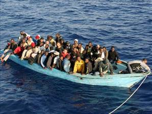 Yine Kaçak Göçmen FACİASI