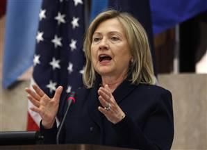 Clinton, SUK Muhalefetin Lideri DEĞİL