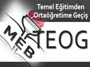 Okullar da 'TEOG Sınavı' Heyecanı