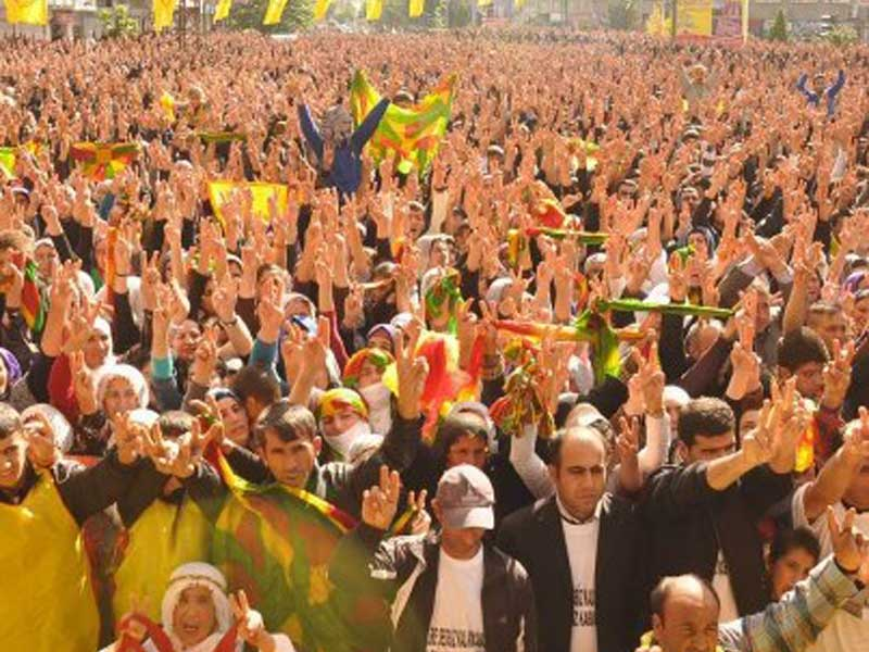 Diyarbakırda Gösteriler YASAKLANDI