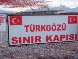 Türkgözü Sınır Kapısı Çözüm BEKLİYOR