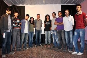 Dağpınar&#39da Kürtçe Tiyatro ATÖLYESİ