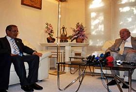Erbakan ile Şener'den İttifak SİNYALİ