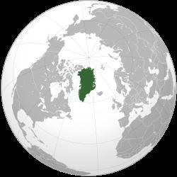 Grönlandı Kaplayan Buz Tabakası ERİDİ