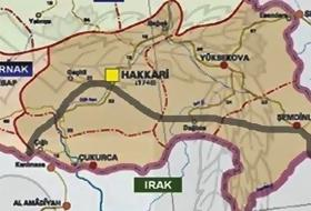 400 Kilometrekare PKK KONTOLÜNDE