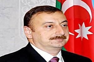 İlham Aliyev'e Çıldır'dan SARI BALIK