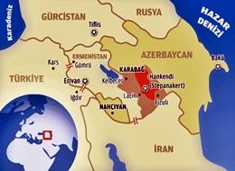 Erivan, Bakü, Ankara GERGİN