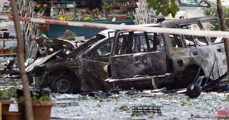 Ankaranın Kalbinde Bomba PATLADI