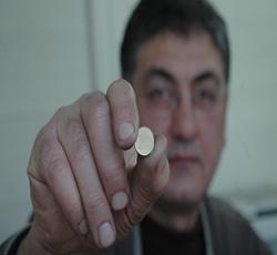 SGK'ya Borcunu 'KURUŞ KURUŞ' Ödedi