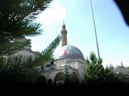 Evliya Camii'nde MEVLİT OKUTULDU
