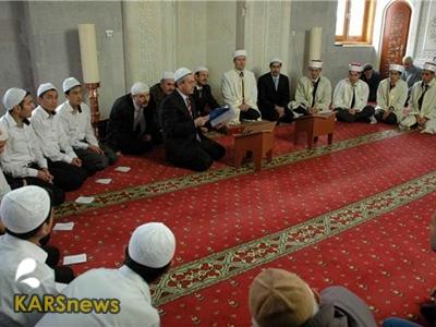 Kars'ta HAFIZLIK Töreni Düzenlendi