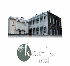 Kar's Otel'e FUARDA Yoğun İlgi