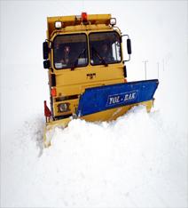 Kent Merkezinde Buzlanmaya DİKKAT!