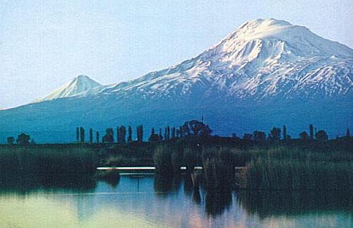 Ağrı Dağına 3 Yapay Gölet YAPILACAK