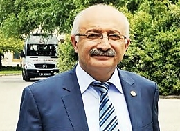 AKP'li Mahmut Esat Güven'e LİNÇ