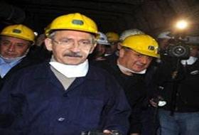 O Madenciler İşsiz KALDI