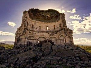 Vali Rahmi Doğan Ani Antik Kenti'nde İncelemelerde Bulundu