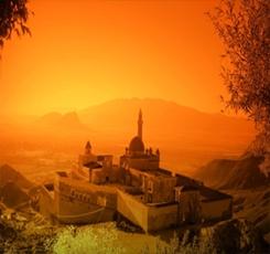 İshak Paşa Sarayı'na Koruma Projesi