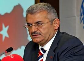 Bakan Binali Yıldırım Karsa GELDİ