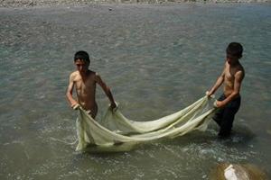 Karsta Su Ürünleri Av Yasağı BAŞLADI