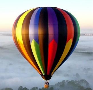 Karsta Balon Kazası: 1 Ölü, 1 YARALI