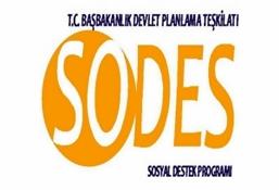 SODES Projeleri AÇIKLANDI