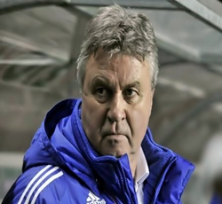 Guss Hiddink AFRİKA'ya Gitmiyor!