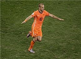 Dünya Kupası'nda İlk Finalist Hollanda