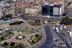 Taksim&#39in Adı 1 MAYIS MEYDANI Oluy&#111r..!