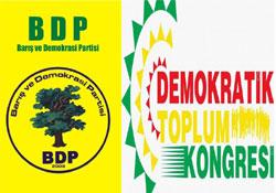 BDP ve DTKdan Yasağa NET TAVIR!
