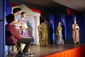 Kağızman'da Tiyatroya Yoğun İLGİ