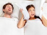 Uyku Apnesi Hayatı Tehdit Ediyor