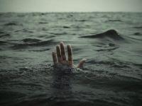 Artvin'de Baraj Gölünde Tekne Battı