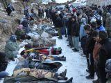 Uluderede Siviller Bombalandı, 35 ÖLÜ