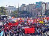 Ankarada 25 bin Emekçi YÜRÜDÜ