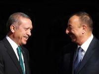 Erdoğan, Aliyev İle Bir Araya Geldi