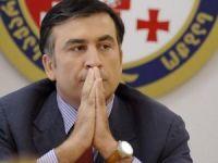 Saakaşvili'yi Polisten Kaçırdılar