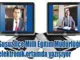 Susuz MEBde Elektronik YAZIŞMA