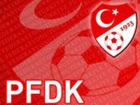 Güneş ve Kocaman, PFDK'ya Sevk Edildi