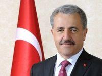 UHD Bakanı Ahmet Arslan Kars'ta
