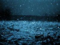 Sarıkamış'ta Sağanak Yağış