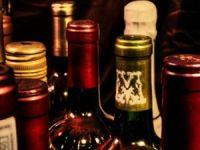 Sarıkamış'ta Kaçak İçki Ele Geçirildi