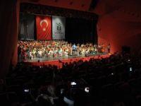 Çocuk Senfoni Orkestrası'nın 'Cumhuriyet Konseri'